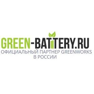 Green Battery: техника Greenworks на выставке MITEX 2018