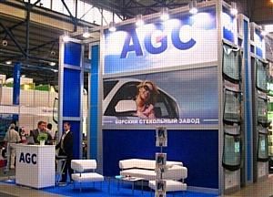 AGC Glass Russia на международном автосалоне SIA 2012 в Киеве