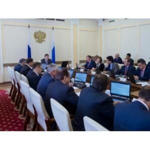Создание условий для улучшения инвестиционного климата в регионе обсудили на заседании