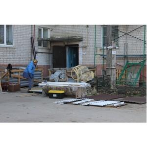 ОНФ добился выплаты компенсаций жителям, пострадавшим при ремонте крыши