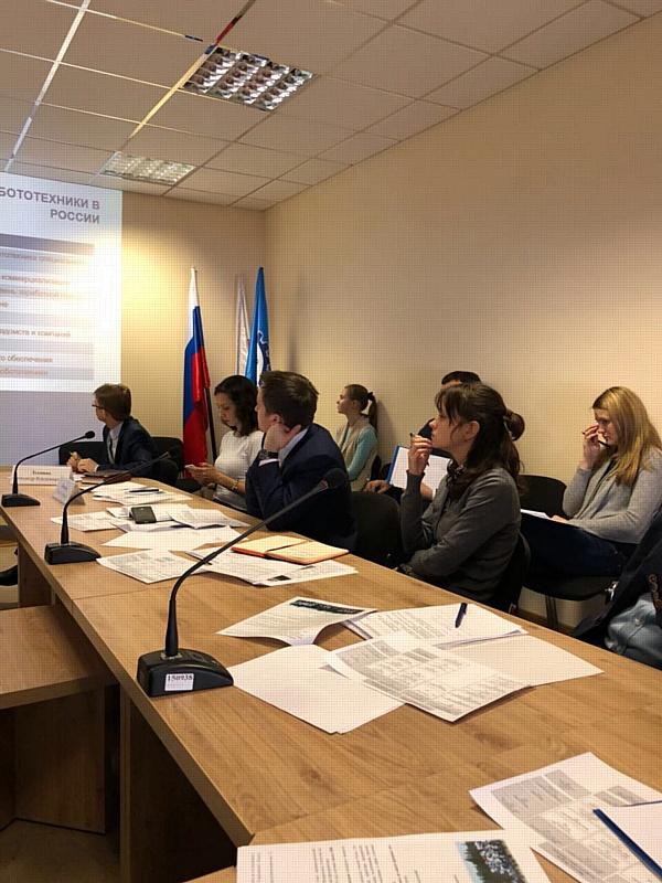Первое заседание Комиссии по молодежной политике Союза машиностроителей России