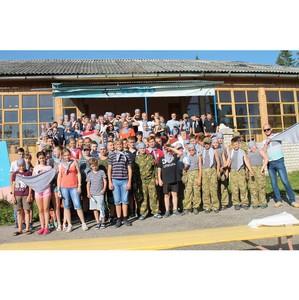 Представители ОНФ в Калужской области провели в детском лагере урок по безопасности на водоемах