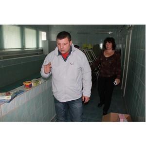 Эксперты ОНФ взяли на контроль ремонт бассейна в реабилитационном центре для детей-инвалидов