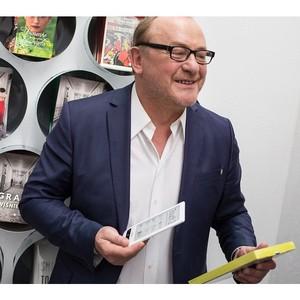Презентация новой книги Януша Леона Вишневского и встреча с PocketBook