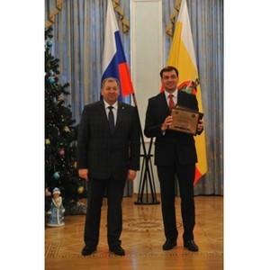 Рязаньэнерго - победитель регионального этапа конкурса «Организация высокой социальной эффективности»