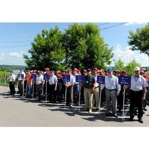 Под Тулой начались соревнования профмастерства МРСК Центра и Приволжья