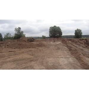Администрация Ворониского сельского поселения ликвидировала свалку