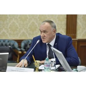 Соловьев: Необходимо принять меры по повышению безопасности эксплуатации объектов жизнеобеспечения