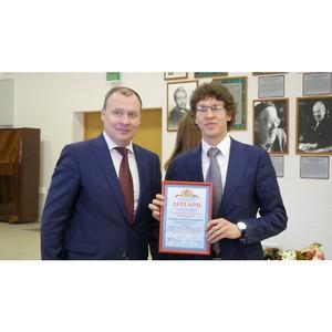 Сергей Звонарев будет отстаивать интересы молодых ученых на федеральном уровне