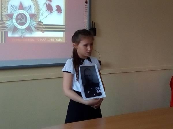 В школах Петропавловска-Камчатского прошла акция «Урок Победы – Бессмертный полк»