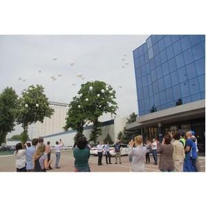 В память о героях Великой войны сотрудники «Пивзавода «Южная Заря 1974» провели специальную акцию