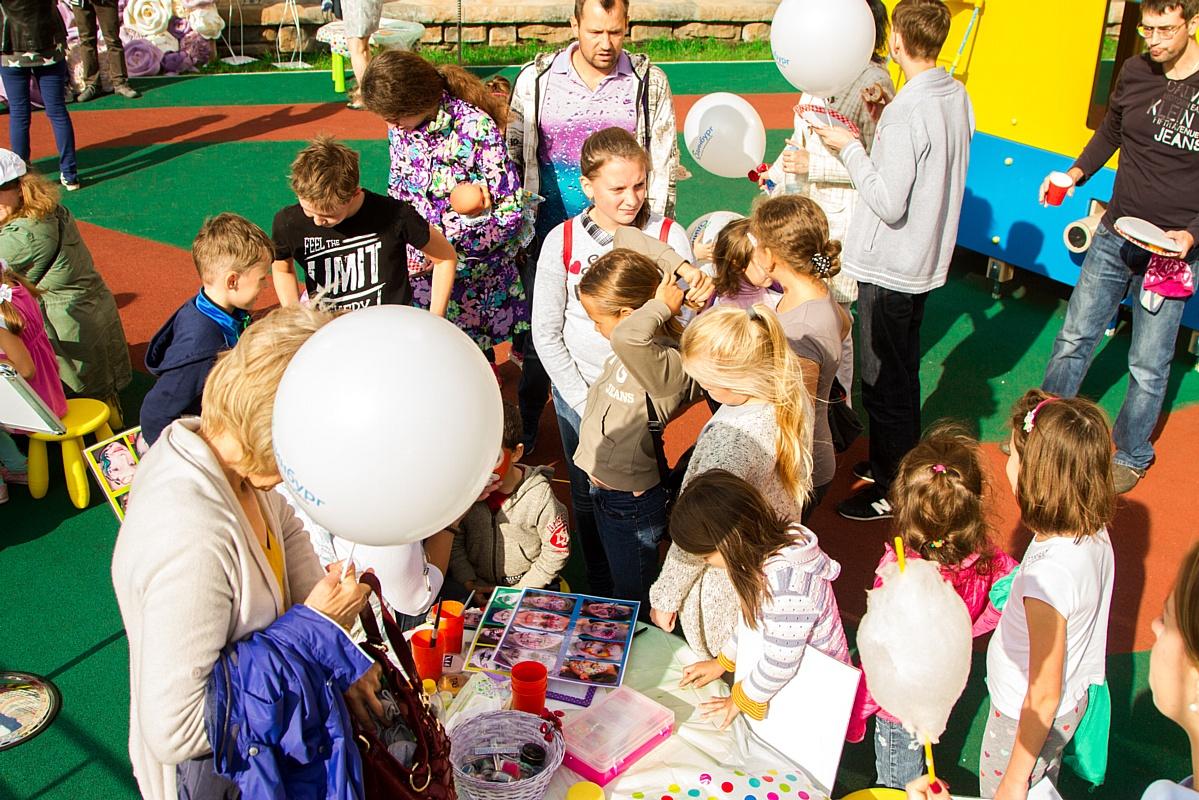 Праздник состоялся: AFI Development отметила «День Одинбурга» на территории микрорайона «Одинбург».