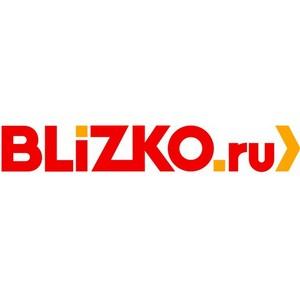 Портал Blizko.ru Санкт-Петербург: в пятерке лидеров по итогам 2013 года
