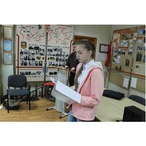ОНФ в Воронежской области провел в школах патриотическую акцию «Урок Победы – Бессмертный полк»