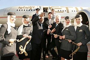 Etihad Airways приглашает на фестиваль Taste of Moscow 2016