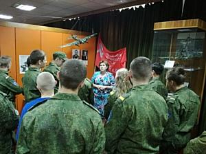 Ко Дню России активисты ОНФ организовали экскурсию на авиазавод для воронежских кадетов