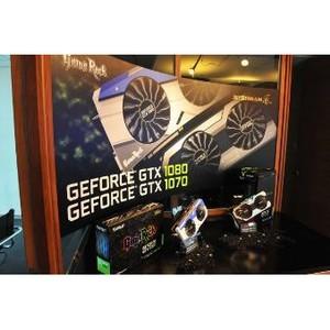 Новинки Palit на Computex 2016 – GeForce GTX 1080 и G-Panel