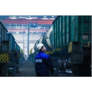 За 6 месяцев 2017 года объем деповского ремонта на ВРП Группы компаний «Новотранс» увеличился на 40%