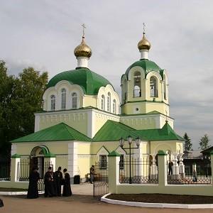 БФ «Сафмар» Михаила Гуцериева оказал помощь храму святого Пантелеймона в селе Каракулино