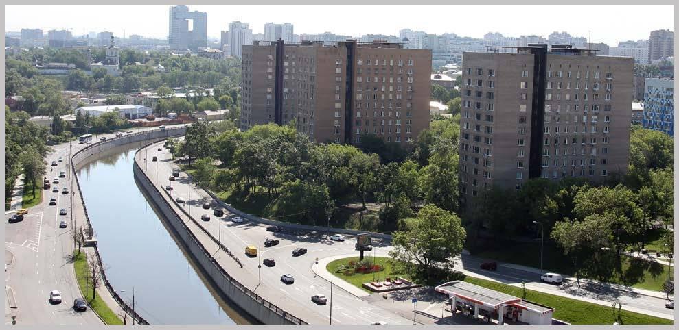 Первый арендатор бизнес-центра «РТС» Земляной Вал