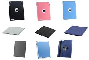 PC PET: чехлы для iPad