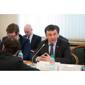 Деловая репутация регионов и бизнеса, Госдума РФ