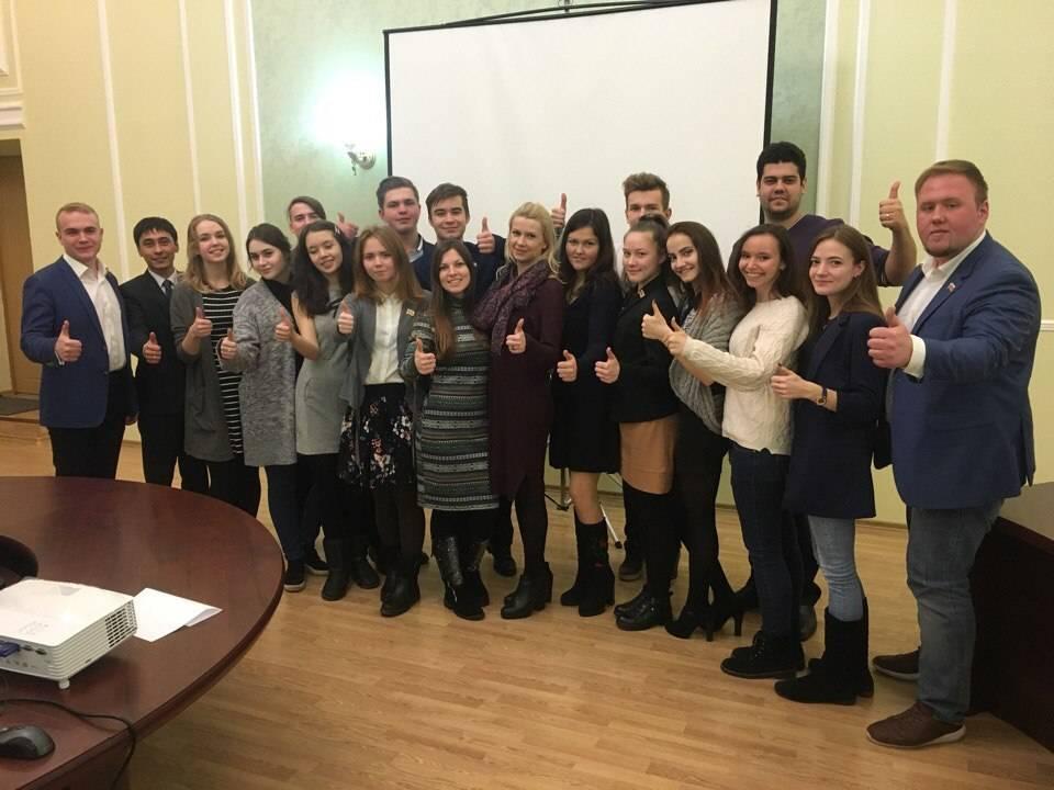 Студент РАНХиГС стал заместителем главы Молодёжной администрации IV созыва города Дзержинска