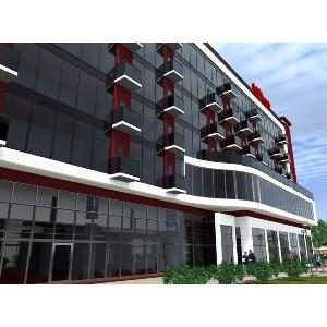 Сбербанк предоставил ООО «Никинвест» кредитную линию на строительство отеля Mercure4* в Калининграде