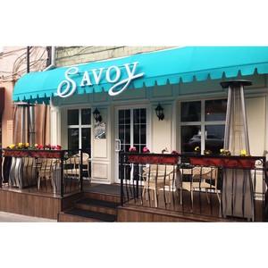 Ресторан Savoy fete предлагает скидки именинникам