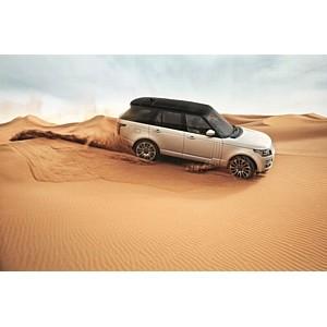 Range Rover 2013 – здесь и сейчас