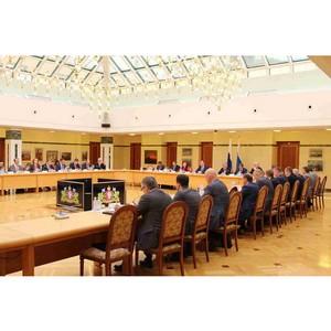 Заседание инвестиционного совета