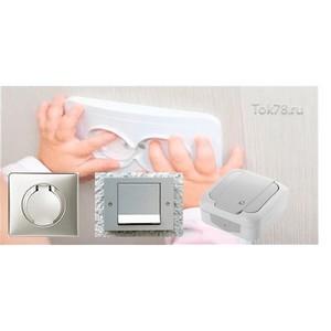 Выбор и установка электрических розеток в доме