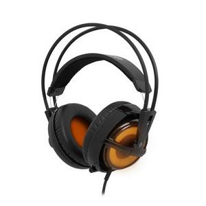 Гарнитура SteelSeries Siberia v2 Heat Orange появилась в продаже