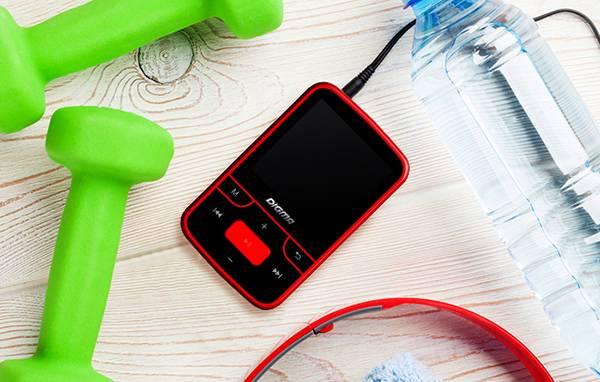 MP3 Плеер Digma T3 – максимум функциональности и стиля в компактном корпусе