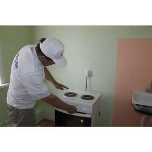Пермские эксперты ОНФ зафиксировали строительные недоделки в домах для детей-сирот в Верещагино