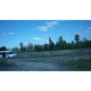 Житель Стрежевого смог продать землю в Белгородской области только после расчета по договору займа