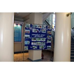 В Мордовии открылись фотовыставки «ОНФ в моем регионе»