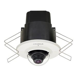 Новая IP мини видеокамера Samsung на базе процессора Wisenet 5