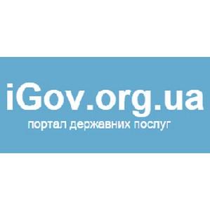 Банк Конкорд на iGov! Услуги государственных органов через Интернет