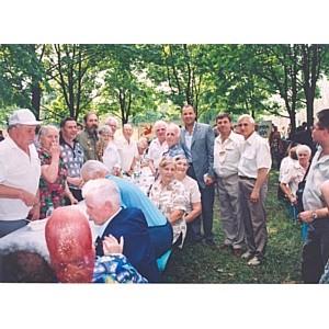 Дмитрий Святаш: харьковские ветераны поедут в на празднование освобождения Белгорода