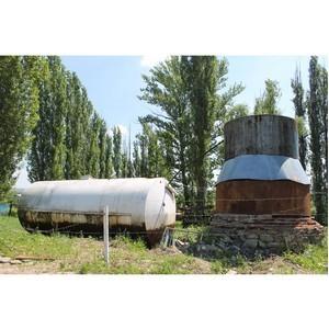 ОНФ призвал власти региона помочь в проектировании водопровода в селе Семилуки