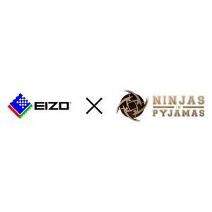 Компания Eizo стала партнером команды Ninjas in Pyjamas