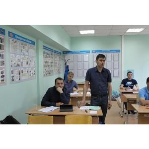 На Уралмашзаводе стартовала программа «Производственный инкубатор» по подготовке рабочих кадров