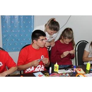 Команда «Молодежки ОНФ» в Амурской области присоединилась к акции «Спасибо первому учителю»