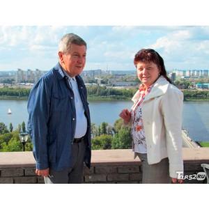 В Нижний Новгород приехал чешский гид-переводчик Петр Кунеш