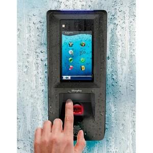 Новый продукт Morpho — биометрический считыватель для СКУД промышленных предприятий и морских портов