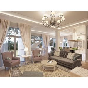 Первая мебельная фабрика стала стратегическим партнером проекта «Gatchina Gardens»
