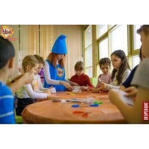Клуб «Ура» в «Ауре»: развлечения и развитие творческих способностей детей