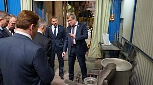 ЗАО «РЦЛТ» посетили Главы Администраций районов Екатеринбурга