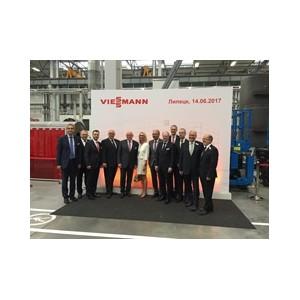 Viessmann инвестировал в российскую экономику 4% от объема всех резидентов ОЭЗ